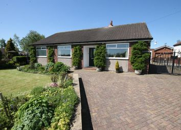 Thumbnail 2 bed detached bungalow for sale in Northallerton Road, Great Smeaton, Northallerton