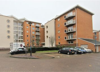 Thumbnail 2 bed flat for sale in Chandlery Way, Cardiff, Cardiff