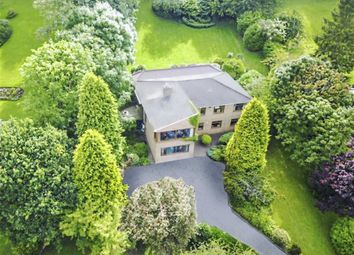 Thumbnail 6 bed detached house for sale in The Dell, Morpeth, Northumberland