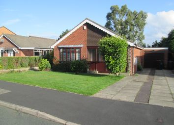 Thumbnail 2 bed detached bungalow to rent in Waveney Grove, Clayton, Newcastle Under Lyme, Staffordshire