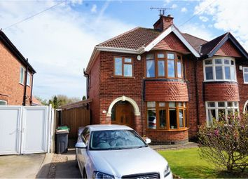 Thumbnail 3 bed semi-detached house for sale in Farndale Road, Sutton-In-Ashfield