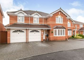 Thumbnail 5 bed detached house for sale in Thomas Avenue, Emersons Green, Bristol