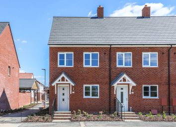 Thumbnail 3 bed end terrace house for sale in Great Oldbury Drive, Great Oldbury, Stonehouse