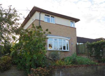 Thumbnail 3 bed detached house for sale in Cornbury Crescent, Downhead Park, Milton Keynes