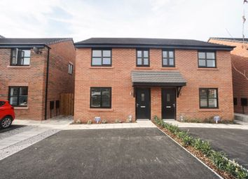 Thumbnail 3 bed semi-detached house for sale in Borsdane Way, Westhoughton, Bolton
