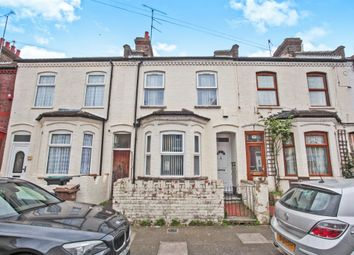 Thumbnail 3 bed terraced house for sale in Naseby Road, Luton