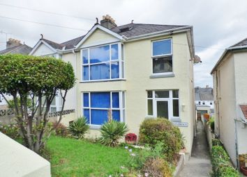 Thumbnail 4 bed semi-detached house for sale in Perinville Road, Torquay