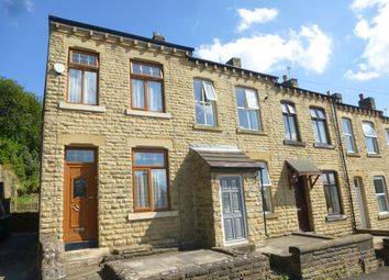 Thumbnail 2 bed end terrace house for sale in Commonside, Hanging Heaton, Batley