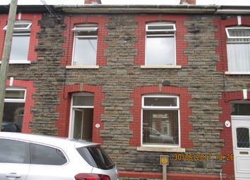Thumbnail 3 bed terraced house to rent in Mary Street, Trethomas