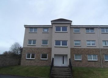 Thumbnail 2 bed flat to rent in Hawfinch Road, Lesmahagow, Lanark