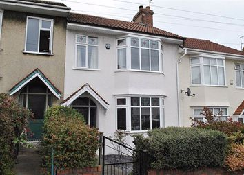 Thumbnail 3 bed terraced house to rent in Wessex Avenue, Horfield, Bristol