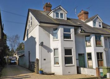Thumbnail 3 bed end terrace house for sale in Norman Villas, Cranbrook Road, Hawkhurst, Cranbrook