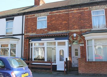 Thumbnail 3 bedroom terraced house for sale in Belvoir Street, Hull, East Riding Of Yorkshire