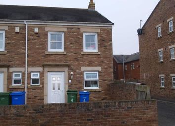 Thumbnail 3 bed semi-detached house for sale in Aysgarth, Cramlington