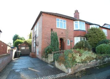 Thumbnail 4 bed semi-detached house for sale in Culcheth Road, Altrincham