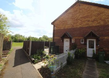 Thumbnail 1 bed terraced house to rent in The Pastures, Aylesbury