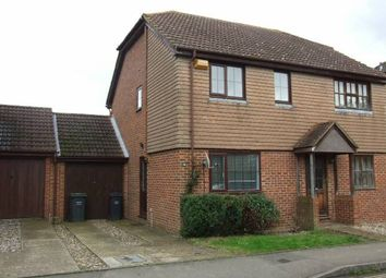Thumbnail 2 bed property to rent in Norman Road, West Malling