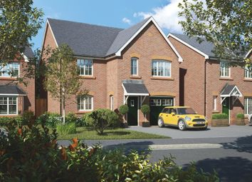 Thumbnail 4 bed detached house for sale in Plot 16, Alston, Brook Meadow, Mucklestone Road, Loggerheads