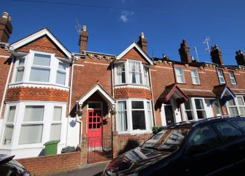 Thumbnail 3 bed terraced house for sale in Toronto Road, St James, Exeter