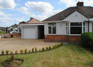 Thumbnail 2 bed semi-detached bungalow for sale in Gorse Close, Whitehills, Northampton
