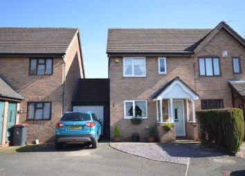 Thumbnail 2 bed semi-detached house for sale in Guests Close, Donnington Wood, Telford, Shropshire.