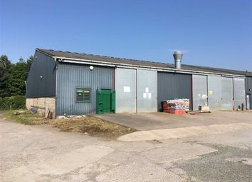 Thumbnail Light industrial to let in Stoke Edith, Hereford