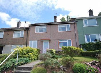 3 bed terraced house for sale in Frontfield Crescent, Plymouth PL6