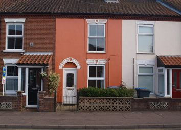 Thumbnail 3 bed terraced house to rent in Waterloo Road, Norwich