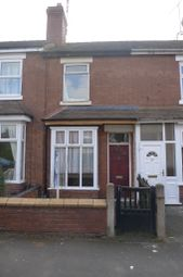 Thumbnail 2 bed terraced house to rent in Mynors Street, Stafford