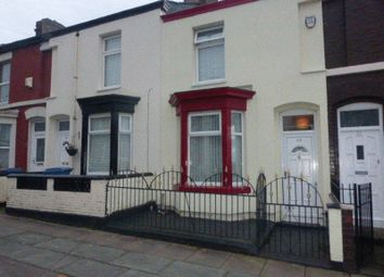 Thumbnail 3 bed terraced house for sale in Beresford Road, Toxteth, Liverpool