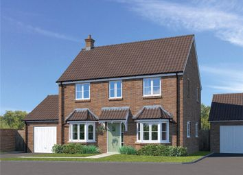 Thumbnail 4 bed detached house for sale in Hawthorns, Cote Road, Aston