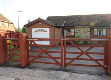 Thumbnail 2 bedroom detached bungalow for sale in Ginhams Road, Crawley