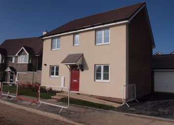 Thumbnail 4 bedroom detached house to rent in Meadowland Road, Chivenor