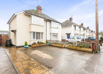 Thumbnail 3 bedroom semi-detached house for sale in Exwick Road, Exeter