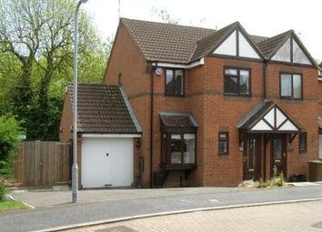 Thumbnail 3 bed semi-detached house to rent in Cook Close, Daventry
