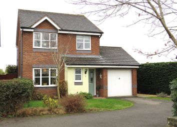 Thumbnail 3 bed detached house for sale in Station Road, Credenhill, Hereford