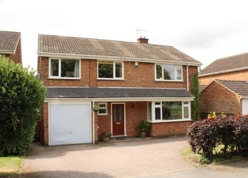 4 bed detached house for sale in Holly Drive, Lutterworth LE17