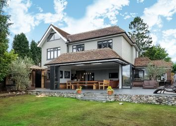 Thumbnail 7 bed detached house to rent in The Hollies, Bookham, Leatherhead