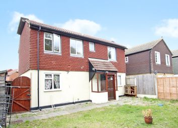 Thumbnail 2 bed semi-detached house for sale in Hampstead Close, Thamesmead