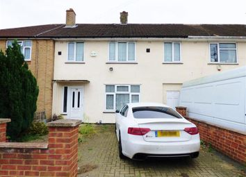 Thumbnail 4 bed terraced house to rent in Ely Road, Hounslow