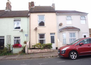 Thumbnail 2 bed terraced house to rent in Summer Road, Lowestoft