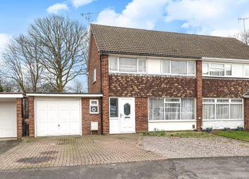 Thumbnail 3 bed semi-detached house to rent in Leverstock Green, Hemel Hempstead