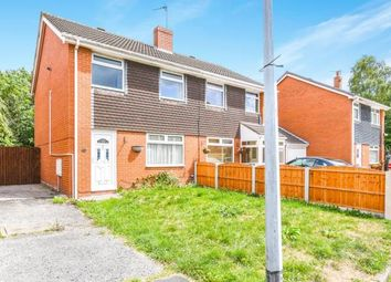 Thumbnail 3 bedroom semi-detached house for sale in Fountains Close, Brookvale, Runcorn, Cheshire