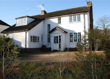 Thumbnail 4 bed detached house to rent in Pentlands, Moulton Road, Kentford