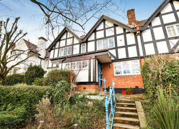 Thumbnail 4 bed maisonette for sale in Springfield Avenue, London