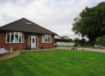 Thumbnail 3 bed detached bungalow for sale in Norley Road, Newton, Frodsham