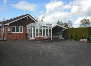 Thumbnail 2 bedroom detached bungalow for sale in Laurel Drive, Harriseahead, Stoke-On-Trent