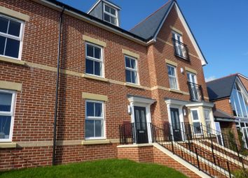 Thumbnail 3 bedroom town house to rent in Coastguard Walk, Martello Park, Suffolk