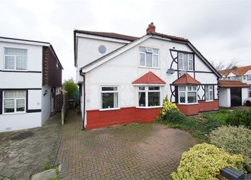 Thumbnail 5 bedroom semi-detached house for sale in Beech Avenue, Sidcup, Kent
