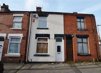 Thumbnail 2 bed terraced house to rent in Keeling Street, Wolstanton, Newcastle-Under-Lyme